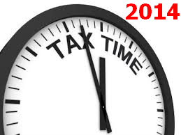 2014 Tax Season Delayed